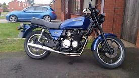 1993 KAWASAKI GT750-P7 BLUE could be a show winner with 12 months MOT