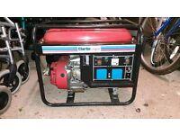 generator clarke
