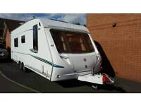 2005 Abbey Spectrum 540 4 Birthday Caravan