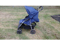 Mothercare *** U MOVE *** travel system pushchair buggy pram stroller