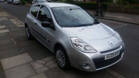 2009 Renault clio extreme 1.2 new shape petrol 65000 miles service history and mot
