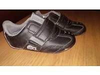 Lacoste size 3 trainers