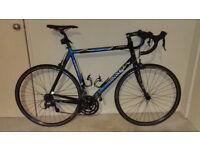 "Orbea Road Bike, 24"" Alu Frame, Carbon Forks & Seat Stay."
