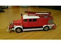 Mercedes 1938 fire truck