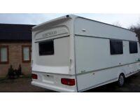 Kent caravan touring