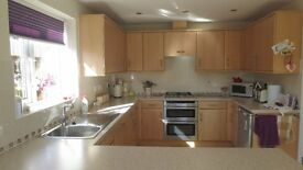 beech fitted kitchen units !