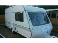 Bailey 4 berth 1995 with full awning