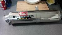 pipe / exhaust / muffler yoshimura RS3