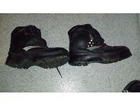 Frank thomas aqua boots size 4