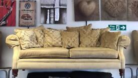 3 seater sofa SOLD