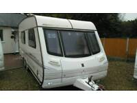 1999 abbey spectrum 4 berth twin axle top of the range