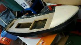 Model boat hull tugs for sale 45