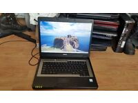 dell inspiron 1300 windows 7 60g hard drive 2g memory wifi dvd drive comes with charger