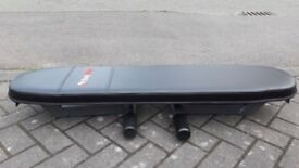 BODYMAX CF412 FOLDING TRAINER WEIGHTS BENCH