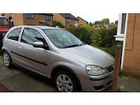 vauxhal corsa for sale