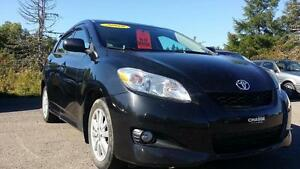 2009 Toyota Matrix AUTOMATIC WITH REMOTE STARTER