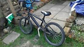 B.M.X bike