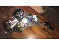Guitar hero live 2 guitars ghost recon wildlands South Park the fractured but whole mafia 3 Xbox one