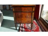 3 draw ornate chest