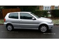 VW Polo Match 1.4l excellent condition, low mileage 1 careful owner from new. MOT to July18