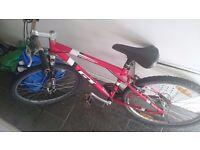 Aluminium GT bike