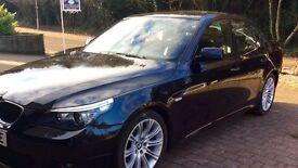 BMW 520 M SPORT 08 PLATE