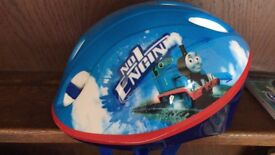 Thomas n friends scooter and helmet