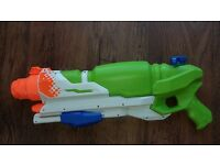 Barrage Supersoaker
