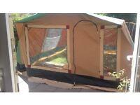 6 man large tent - Cabanon