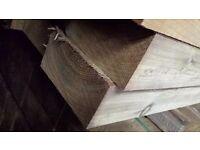 🌟 Pressure Treated Timber Railway Sleepers