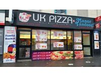 UK PIZZA HARTLEPOOL FOR SALE £25000