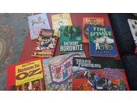 Boys book bundle