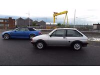 WOW WHAT A GEM,1988 FORD FIESTA XR2 SHOW CAR,ONLY 46000 MILES FROM NEW,TOTAL PERFECTION,