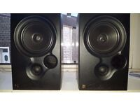 Kef coda 7 speakers ..in working order ..(can show working)