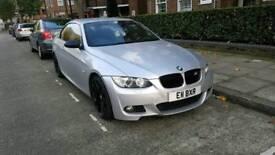 BMW E93 Convertible 3.0L Turbo Diesel