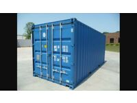 Containers to let