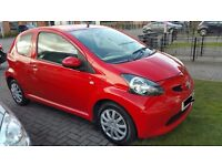 Toyota Aygo FULL YEAR MOT !!