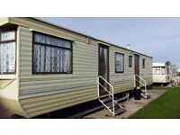From £150 per week caravan to let at popular holiday park
