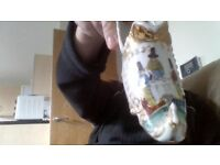 Antique welsh slipper/shoe 07763669440-Richard