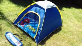 Spiderman childs play tent in great condition.