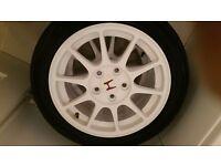 4 Yokohama tyres and wheels for sale