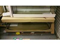 Fish tank bow front Diversa 5ft 150x50x50cm Brand new