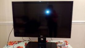 "Tv lg 42"" smart 3D internet 42lw650t"