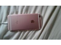 EXCELLENT CONDITION rose gold 16gb either swapping or selling
