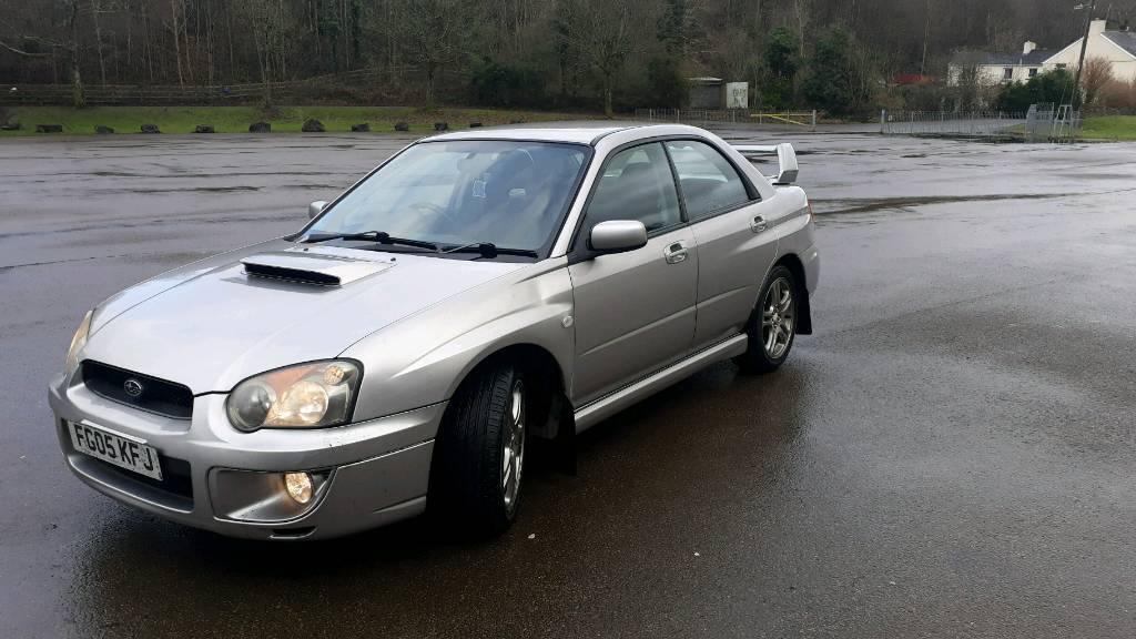 rare ppp wrx Subaru impreza