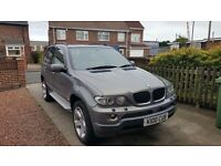 BMW X5 EXCLUSIVE SPORT 3.0d,2006 good condition
