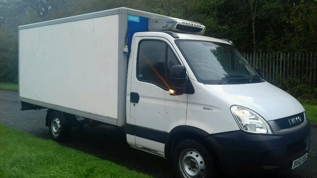 2010 Iveco Dailly Automatic 2.3 Td 35 s11 Mwb Fridge and freezer