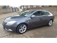 2009 Vauxhall Insignia 1.8 Petrol SATNAV Bluetooth Aux Mp3 Iphone PARIKING SENSOR