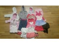 Baby girl clothes 12-18