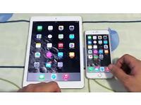 iPhone 6S Plus & IPad Air
